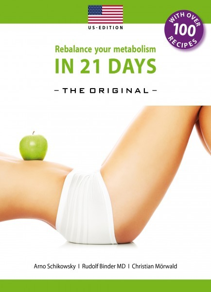 Rebalance your metabolism IN 21 DAYS (US-Version)