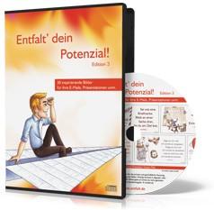 Bilder-CD: Edition 3 - Entfalt' dein Potenzial!