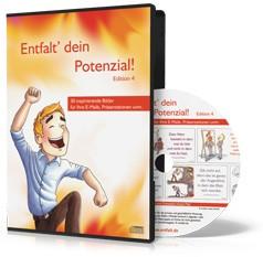 Bilder-CD: Edition 4 - Entfalt' dein Potenzial!