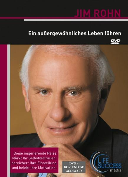 Ein außergewöhnliches Leben führen (DVD+CD)