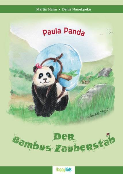 Paula Panda - Der Bambus-Zauberstab