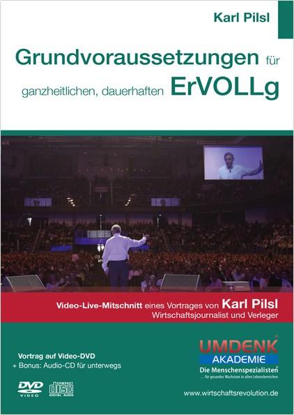 DVD/CD: Grundvoraussetzungen für den dauerhaften ErVOLLg