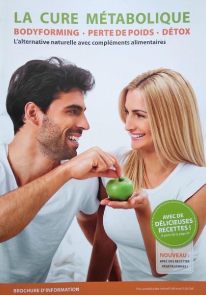 Französisch: Stoffwechselkur Begleitheft