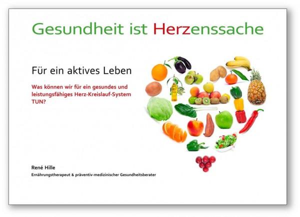 Gesundheit ist Herzenssache (Broschüre)