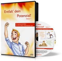 Bilder-CD: Edition 1 - Entfalt' dein Potenzial!