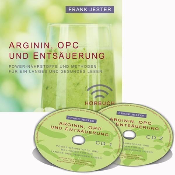 Arginin, OPC und Entsäuerung CD