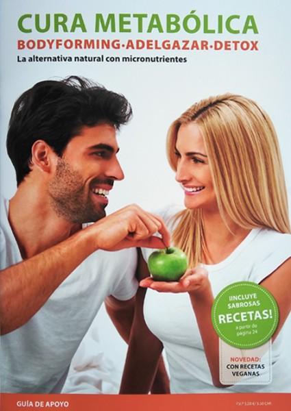 Spanisch: Stoffwechselkur Begleitheft