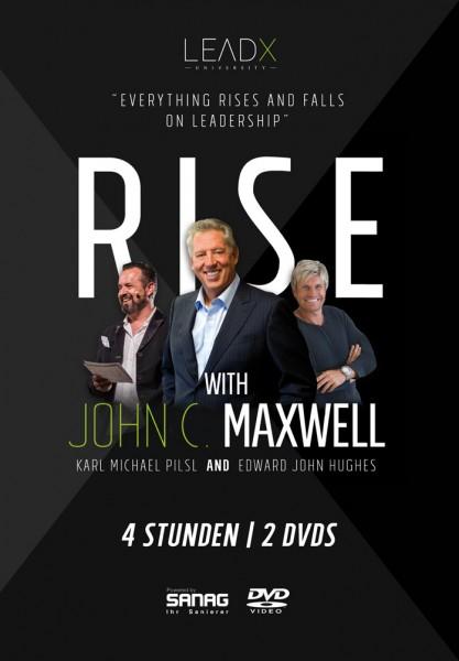 DVD-Set: RISE mit John C. Maxwell