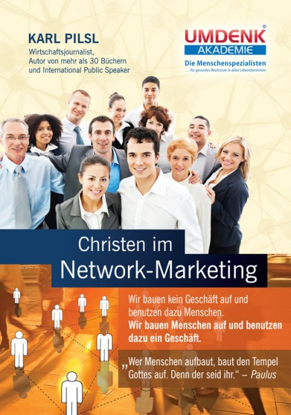 Buch und CD: Christen im Network-Marketing