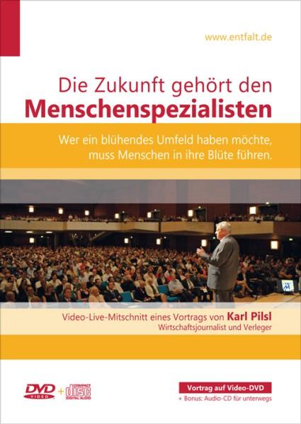 DVD/CD: Die Zukunft gehört den Menschenspezialisten