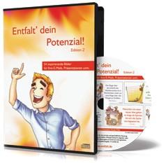 Bilder-CD: Edition 2 - Entfalt' dein Potenzial!
